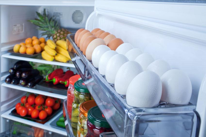 Trước giờ vẫn để trứng ở cửa tủ lạnh tưởng là đúng nhưng thật ra bạn đã làm sai hoàn toàn vì lý do này-1