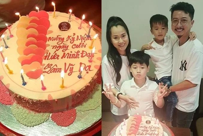 Cuộc sống của gia đình Lâm Vỹ Dạ - Hứa Minh Đạt sau 9 năm kết hôn-1