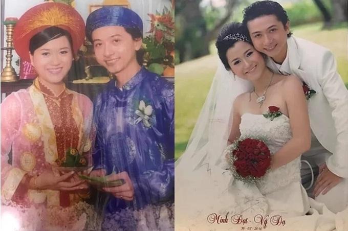 Cuộc sống của gia đình Lâm Vỹ Dạ - Hứa Minh Đạt sau 9 năm kết hôn-2