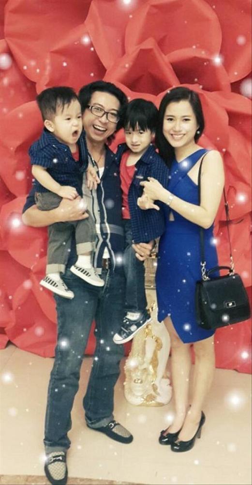 Cuộc sống của gia đình Lâm Vỹ Dạ - Hứa Minh Đạt sau 9 năm kết hôn-5
