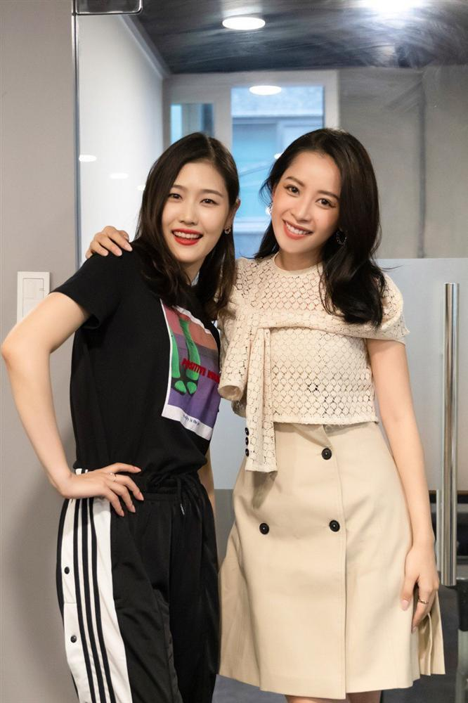 Chi Pu là nghệ sĩ Vpop đầu tiên hợp tác cùng lò sản xuất video biên đạo triệu view KPOP - 1Million Dance Studio-1