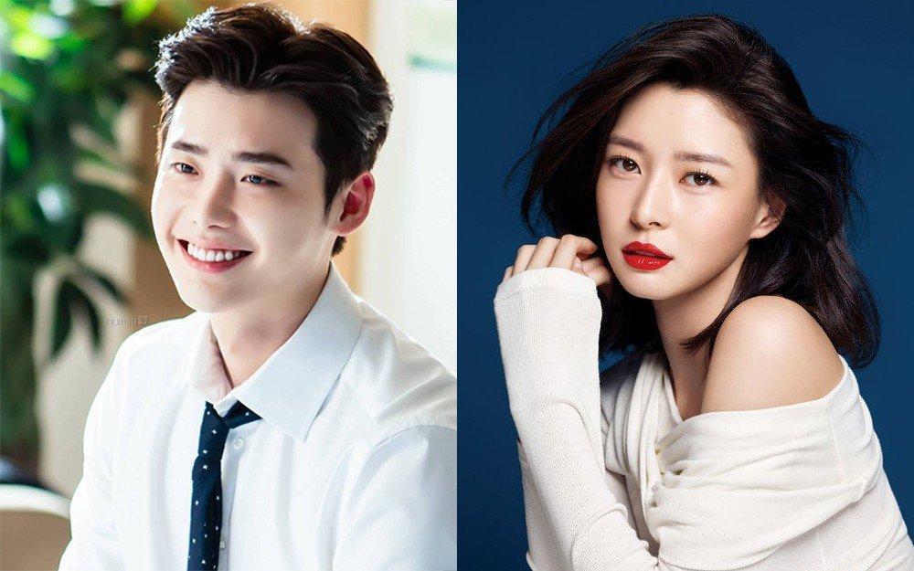 Từng đóng cặp với Park Shin Hye hay Suzy, thế nhưng Lee Jong Suk lại vướng tin đồn hẹn hò mỹ nhân kém tiếng-1