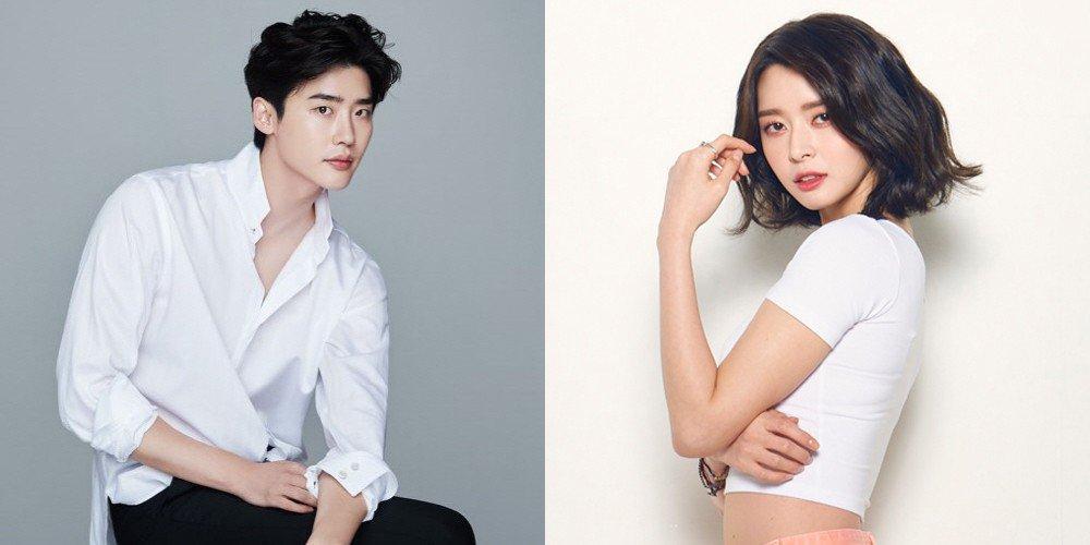 Từng đóng cặp với Park Shin Hye hay Suzy, thế nhưng Lee Jong Suk lại vướng tin đồn hẹn hò mỹ nhân kém tiếng-2