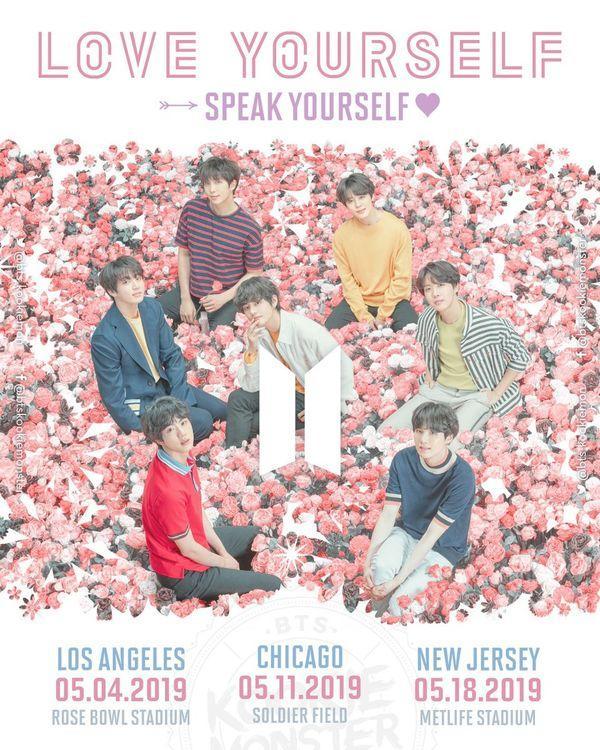 Bội thu với Love Yourself: Speak Yourself, BTS chính thức đạt #1 Billboard's Hot Tours toàn cầu-1