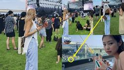 Trình độ soi như cú vọ của fan Kpop: Jennie và LE xuất hiện chung một khung hình với khoảng cách không tưởng