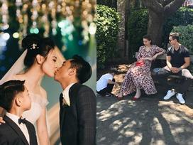 Hồ Ngọc Hà nguyện không lấy chồng vì Subeo, Cường Đô La chứng minh 'có cưới vợ thì con vẫn là nhất'