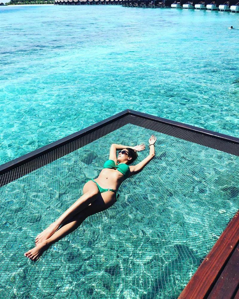 Chi 400 USD/đêm ngủ giữa đại dương, ngắm bình minh ở Maldives-2