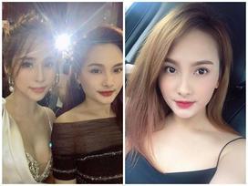 Cùng nhau selfie, Thư và Nhã 'tiểu tam' khẳng định nhan sắc một chín một mười