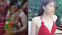 Bị ví như khủng long thoát ra từ thời tiền sử, nữ sinh Phú Thọ quyết tâm giảm 45kg khiến ai cũng lầm tưởng vừa đụng dao kéo