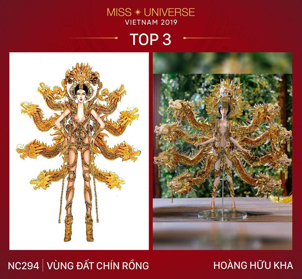 Miss Universe 2019 chưa tổ chức, Hoàng Thùy đã kịp lọt top thí sinh được yêu thích nhất mạng xã hội-3