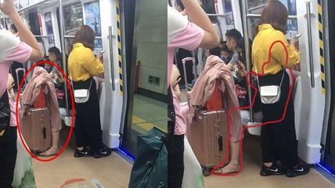 BỨC ẢNH NÓNG NHẤT MXH: Cô gái khiến người nhìn hoa mắt vì tưởng mặc mỗi đồ lót ngồi giặt quần áo giữa sân-2