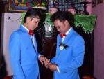 Đám cưới của cặp đồng tính nam khiến dân tình ngưỡng mộ, đồng loạt gửi lời chúc phúc 'đầu bạc răng long'