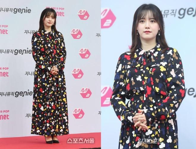 Goo Hye Sun lộ cằm nọng, kém sắc hơn dàn mỹ nhân trẻ Kpop-1