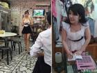 Quán ăn Việt tại Trung Quốc đắt khách nhờ cô bán hàng siêu bốc lửa