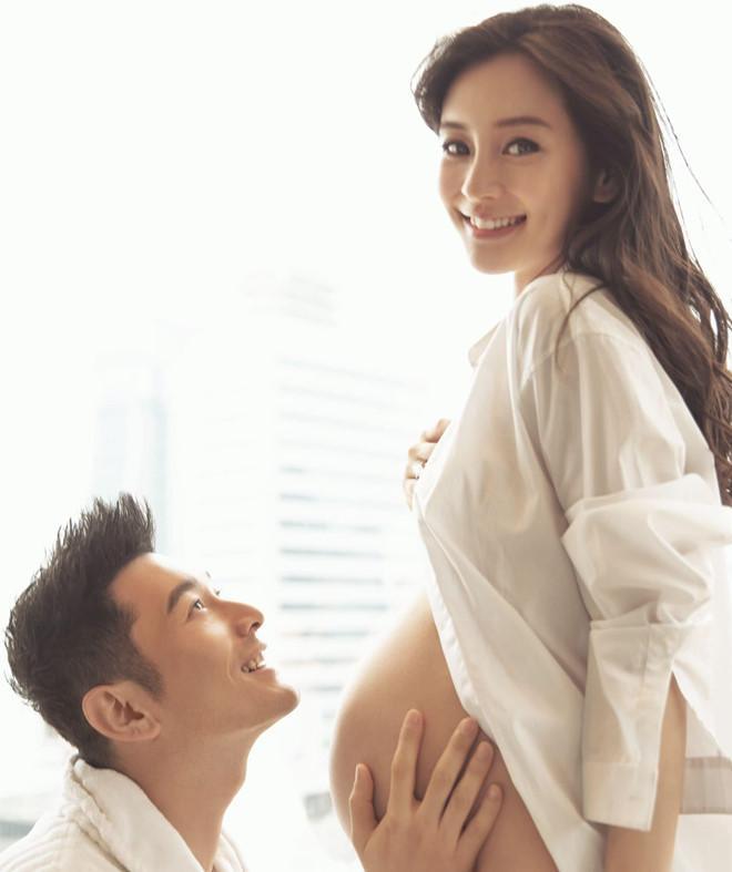 Người đẹp showbiz Trung Quốc sớm lấy lại dáng thon thả sau sinh-4