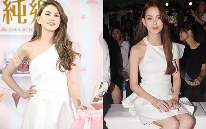 Người đẹp showbiz Trung Quốc sớm lấy lại dáng thon thả sau sinh-7