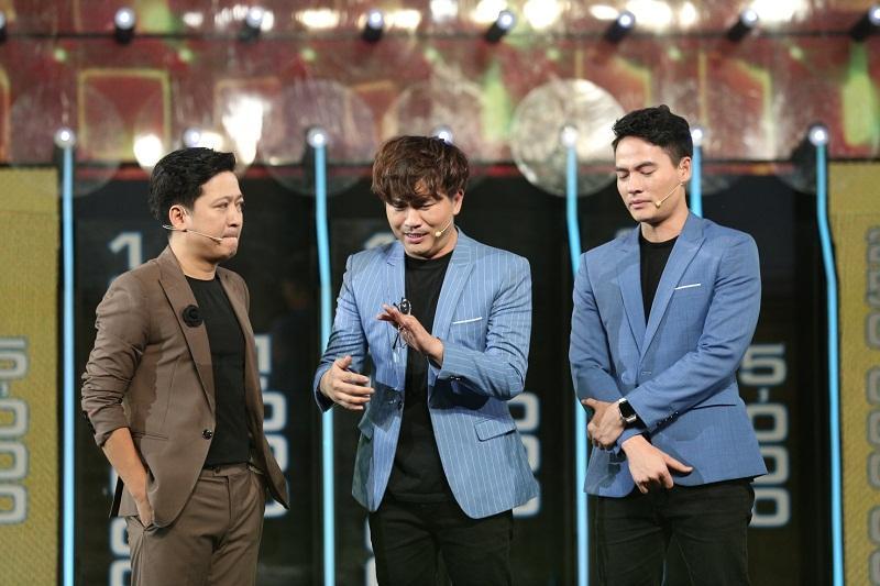 Đại Nghĩa ôm chặt Trường Giang, rơi nước mắt khi đoạt được giải thưởng cao kỷ lục gần 1 tỷ đồng-7