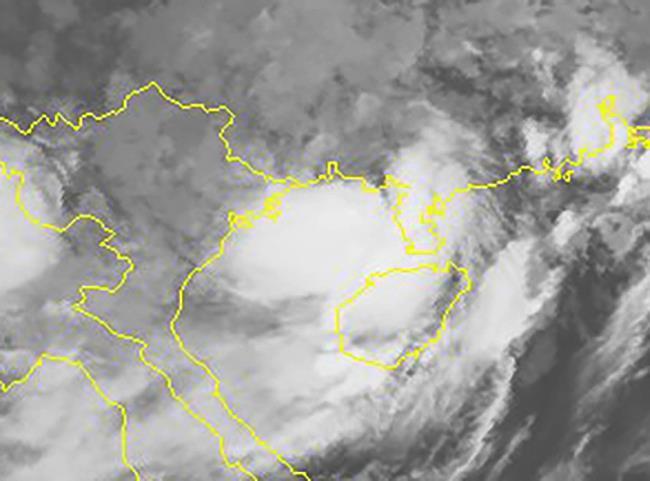 Bão số 3 đã vào vịnh Bắc Bộ, Quảng Ninh - Hải Phòng gió giật mạnh-2