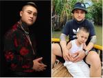 Sau khi bị chê 'mặt che rồi còn béo như hợi', Vũ Duy Khánh phẫu thuật thẩm mỹ khiến con trai con không nhận ra bố