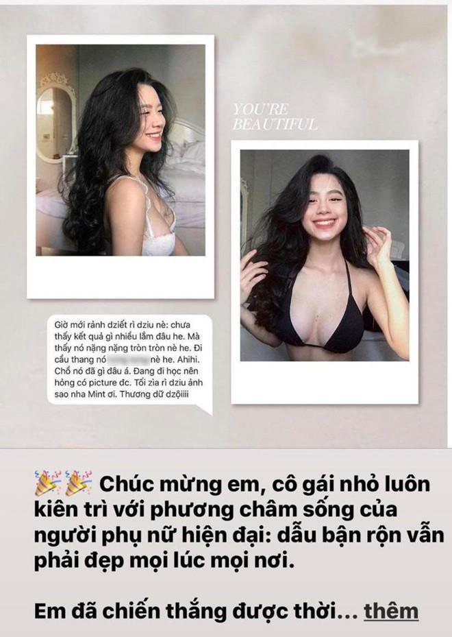 Hotgirl Hàn Hằng bị ném đá vì PR thuốc tăng chiều cao 3 cm/tháng-2