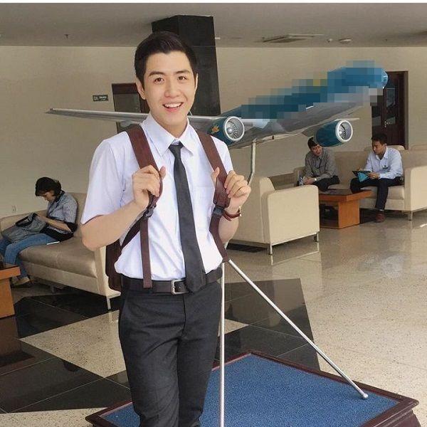 Hội những anh chàng tiếp viên Việt đẹp trai và thu hút, được mệnh danh là soái ca hàng không-6