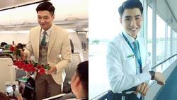 Hội những anh chàng tiếp viên Việt đẹp trai và thu hút, được mệnh danh là 'soái ca hàng không'
