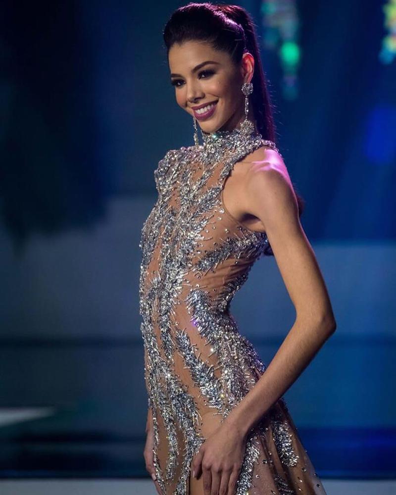 Hoa hậu Venezuela 2019 lộ diện kém sắc, ngực lép nhưng vẫn đe dọa khả năng intop của Hoàng Thùy-7