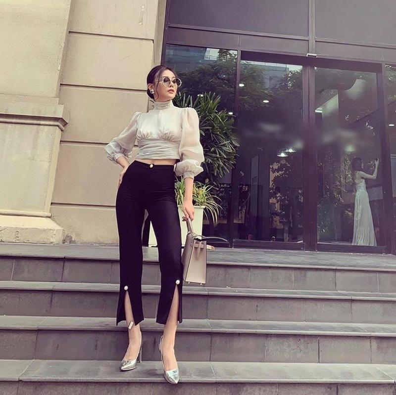 Cùng khoe street style với sắc hồng: Sơn Tùng đỏm dáng - Ngọc Trinh sexy - Phạm Hương cổ điển-12