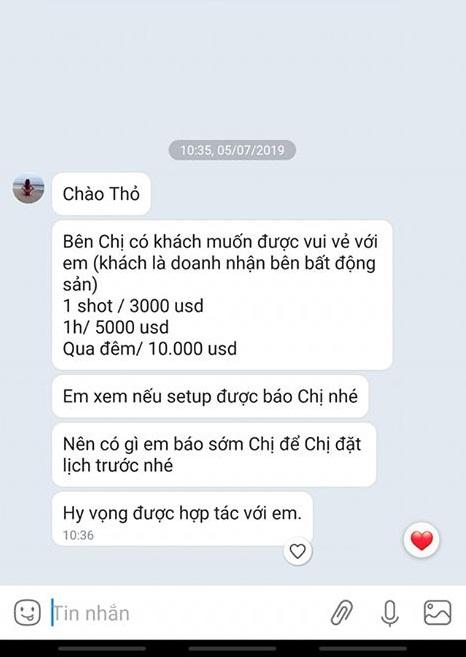 Đối phó với gạ tình, chat sex - hotgirl hotboy Việt: Người lặng lẽ cho qua, kẻ chơi lầy đòi tăng giá-5