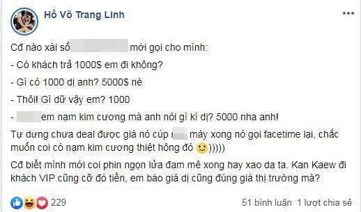 Đối phó với gạ tình, chat sex - hotgirl hotboy Việt: Người lặng lẽ cho qua, kẻ chơi lầy đòi tăng giá-3
