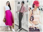 BB Trần mang 20 bộ quần áo sống ảo cho 1 chuyến du lịch - Kaity Nguyễn biến hóa thành quý cô sexy lady-12