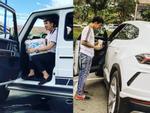 Vận chuyển cả siêu xe lên Đà Lạt phục vụ con gái chụp ảnh cưới nhưng caption mặn hơn muối của Minh Nhựa mới gây cười-8