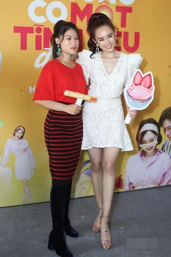 Chụp chung khung hình với Ngọc Trinh, Huyền Lizzie lạc quẻ mất điểm - Goo Hye Sun mặc áo chống nắng lên thảm đỏ-5