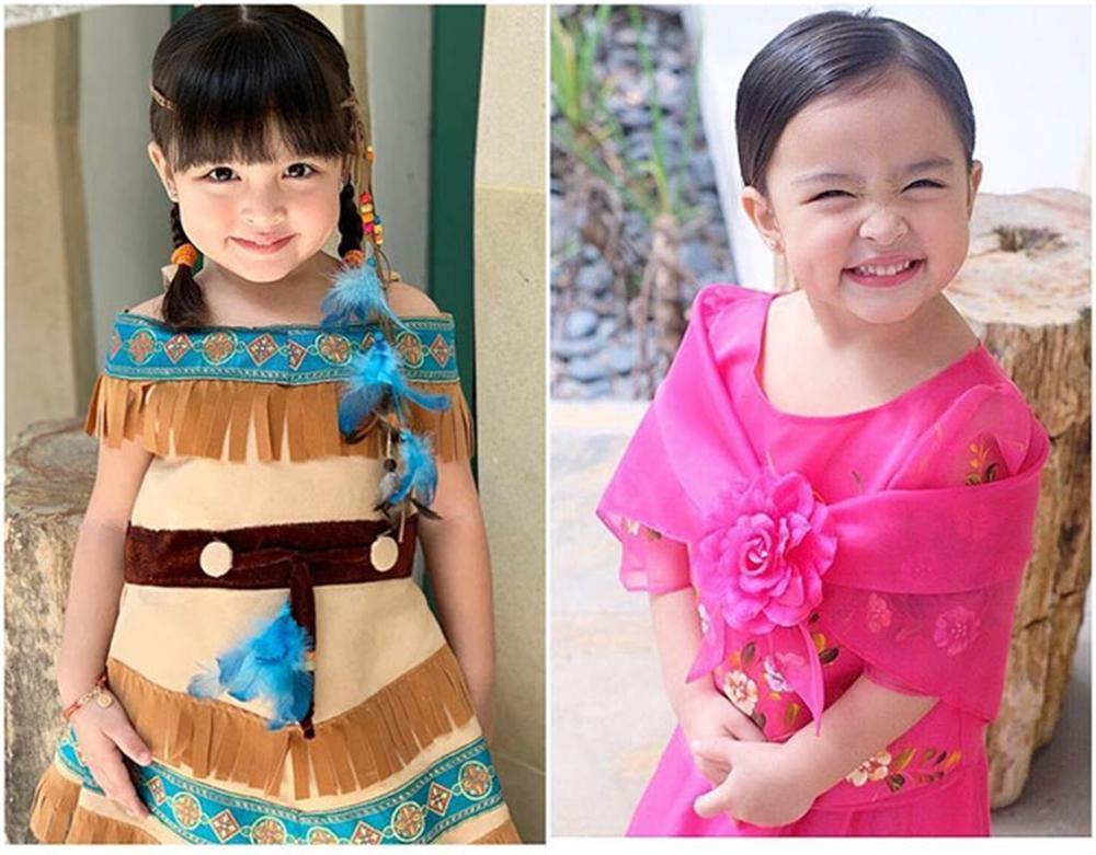 Con gái mỹ nhân đẹp nhất Philippines được khen xinh như thiên thần-5