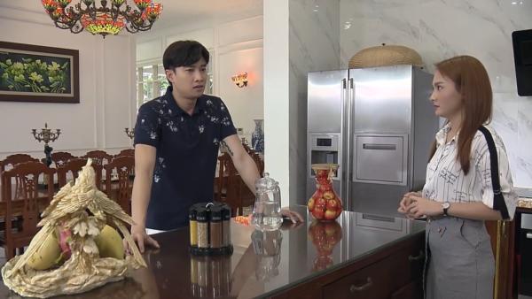 Thư ngỏ ý muốn quay lại với Vũ trong tập 80 Về Nhà Đi Con-1