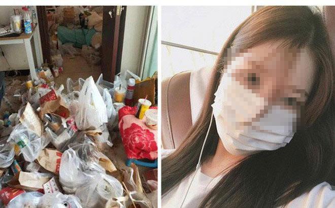 Anh người yêu phát điên tố bạn gái ở bẩn nhà hôi thối như bãi rác, đồ lót ngâm bốc mùi trong chậu không giặt...-2
