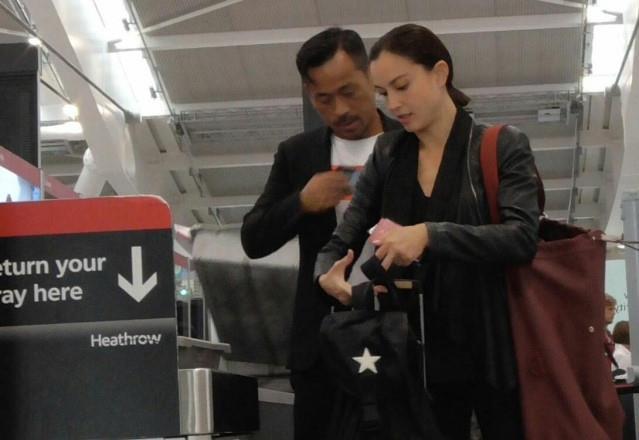 Mỹ nhân TVB không dám về Hong Kong vì tai tiếng là vợ hai của đại gia-2