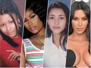 Sao nữ Hollywood thuở đôi mươi: ngỡ ngàng nhất là các 'quý cô chiêu trò' Kim Kardashian, Nicky Minaj