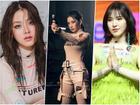 Chi Pu đụng hàng từ Black Pink, Red Velvet đến nữ chính 'Chiếc lá bay'