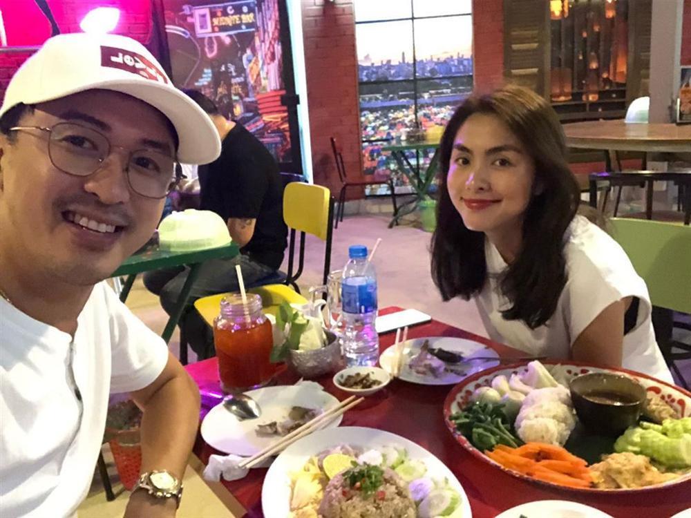 Đi ăn cưới nhà người ta, Louis Nguyễn - Tăng Thanh Hà được khen sáng không kém cô dâu chú rể vì quá đẹp đôi-5