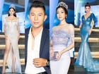 Lương Bằng Quang sánh bước dàn hoa hậu đình đám trên thảm đỏ Miss World Vietnam 2019