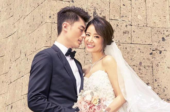 Lâm Tâm Như và Hoắc Kiến Hoa kỷ niệm 3 năm ngày cưới-2