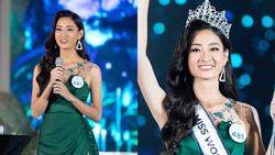 Chỉ với 3 phát ngôn hết sức tự tin, Lương Thùy Linh đoạt luôn vương miện Miss World Vietnam 2019