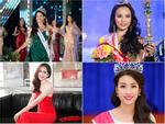 Nhan sắc Lương Thùy Linh đang đứng ở đâu trong dàn người đẹp Việt Nam thi Hoa hậu Thế giới?-20