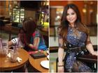 Đáng yêu như Minh Tuyết: Chụp ảnh với fan còn giúp che cho mặt người ta gọn lại