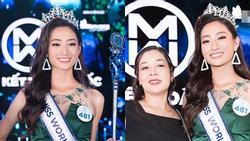 Gia thế tân Hoa hậu Lương Thùy Linh: Bố sĩ quan Quân Đội, mẹ Giám đốc Kho bạc Nhà nước tỉnh Cao Bằng
