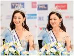 Đỗ Mỹ Linh dí dỏm bình luận về việc giống Hoa hậu Lương Thùy Linh-3