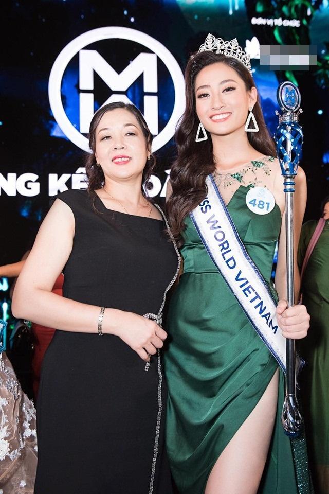 Gia thế tân Hoa hậu Lương Thùy Linh: Bố sĩ quan Quân Đội, mẹ Giám đốc Kho bạc Nhà nước tỉnh Cao Bằng-7