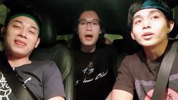 Cười xỉu với clip cover 'Sáng Mắt Chưa' phiên bản cực bựa từ 'tam ca 3 con nhái' Jun Phạm - Trúc Nhân - Quang Trung