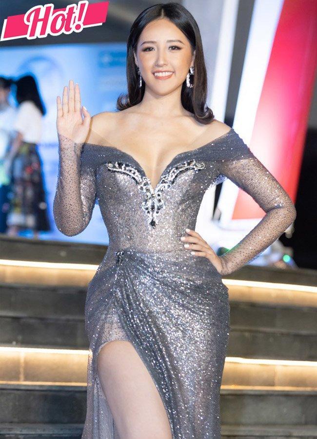 Thảm đỏ Miss World 2019: dàn Hoa hậu váy áo lộng lẫy nhưng thí sinh sao mặc sến thế này?-2